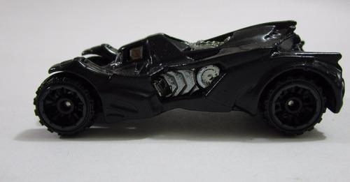 auto batman batimovil escala 7cm largo coleccion hot wheels