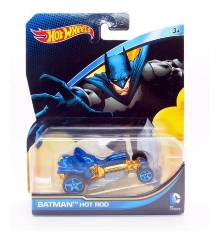 auto batman hot rod serie peliculas dc comics hot wheels x1