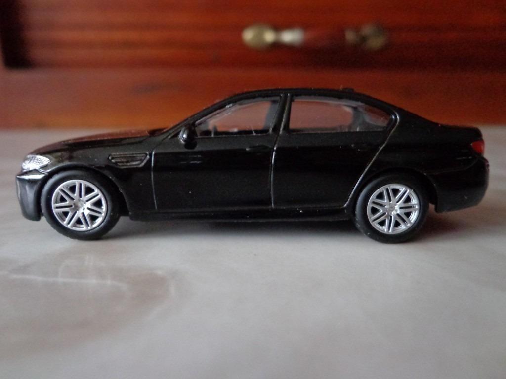 Auto Bmw M5 Color Negro En Escala 1 64 Marca Rmzcity 180 00 En