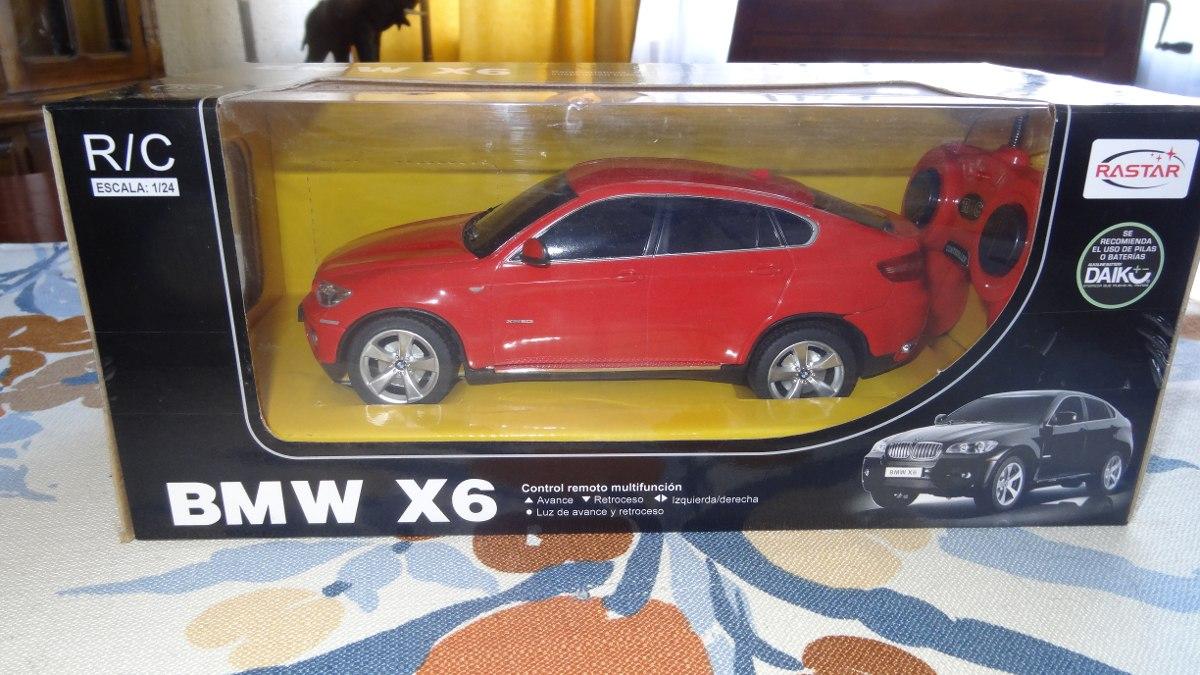 Auto Bmw X6 A Control Remoto 9 000 En Mercado Libre