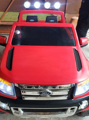 auto bteria camioneta ford ranger 12+12v electrica control