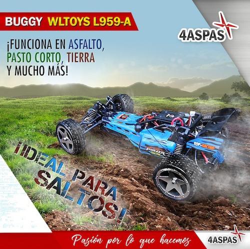 auto buggy radio control remoto rc electrico wltoys 2018