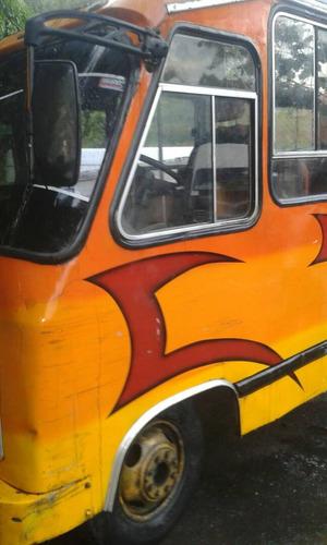 auto bus chevrolet