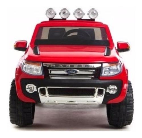 auto camioneta electrica bateria 12v ford ranger control lic
