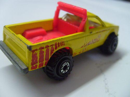 auto camioneta hotweels malaysa 1982