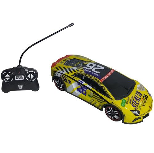 auto carrera control remoto juguete