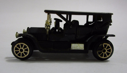 auto carro antiguo de coleccion metalico 6.5 cm largo j
