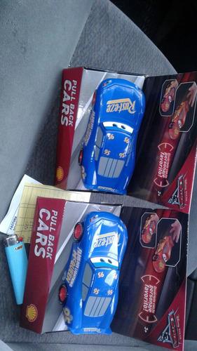auto cars blue de coleccion