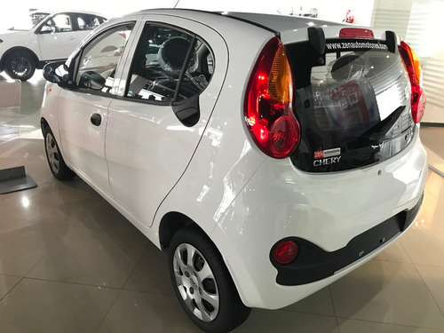 auto chery qq 1.1 light blanco entrega inmediata!!!