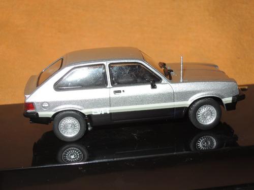 auto chevrolet chevette hatch 1981. coleccion. escala 1/43.