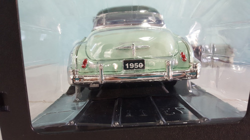 auto clasico chevy bel air 1950 escala 1/18 de colletion mot