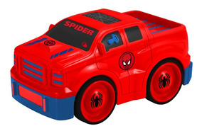 Avengers Coche Marvel Love Sonido Auto Juguete Touch 7550 Tl1uFK3Jc