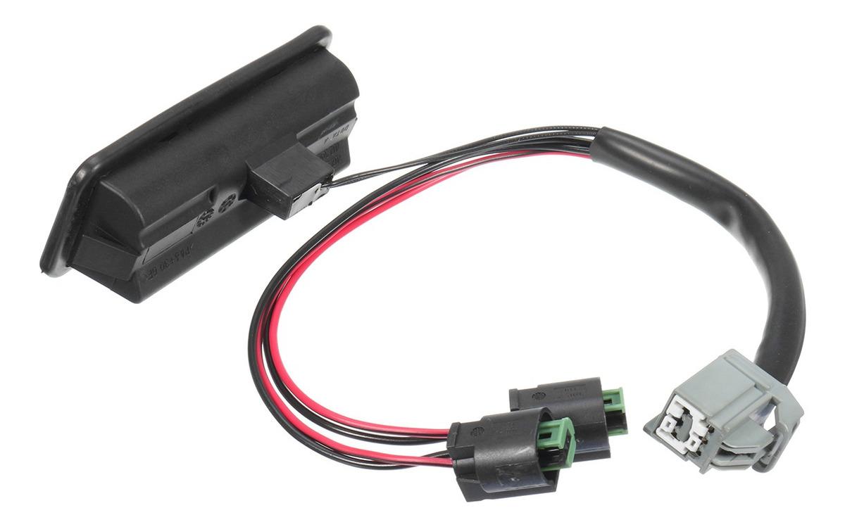 Akozon Interruptor de liberaci/ón del abridor de puerta trasera LR015457 apto para Discovery 3 2004-2009 4 2010-2016