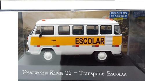 auto colección  vw kombi ixo brasil  esc1 43 11cm divino