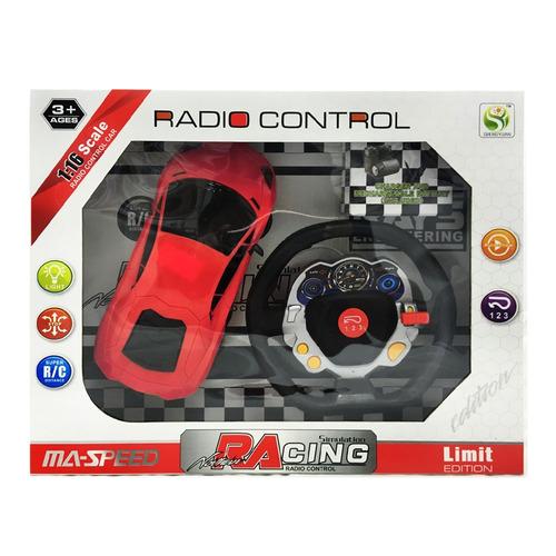 auto con control remoto