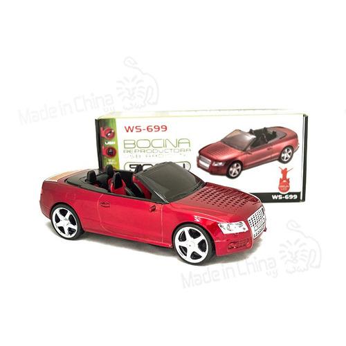 auto con radio fm microsim usb mp3 - cf-139