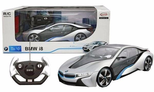 Auto A Control Remoto Bmw I8 Escala 1 18 1 450 00 En Mercado Libre