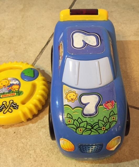 a25a42849 Auto Control Remoto Shelcore Para Niños Pequeños! Impecable! - $ 500 ...