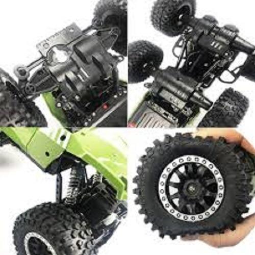 auto crawler tracción 6x6 control remoto, 2.4 ghz, 15 km/h