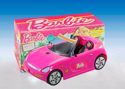 auto de barbie original ((barato)) ventas por mayor y menor