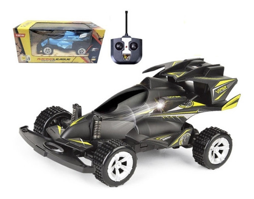 auto de carreras control remoto con luces niño niña mvdsport