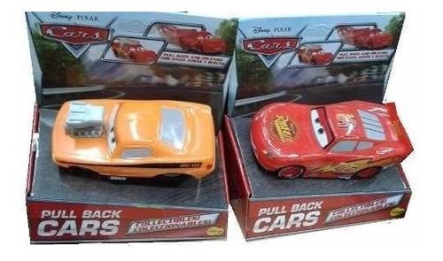 auto de cars a fricción coleccionables 12 cm