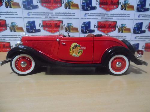 auto de cocacola ford roaster