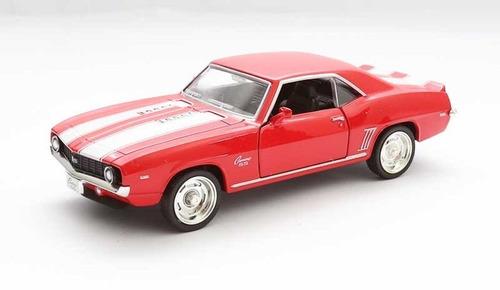 auto de colección 1969 chevrolet camaro ss