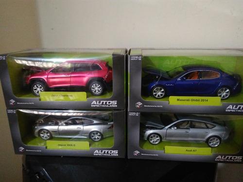 auto de colección a escala 1:32