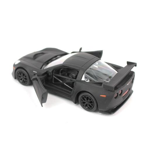 auto de colección chevrolet corvette c6-r licencia