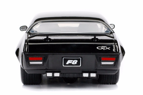 auto de coleccion fast & furious plymounth gtx original