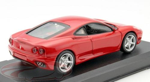 auto de colección ferrari 360 modena /escala 1:43