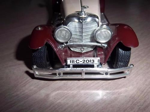 auto de coleccion mercedes ssk