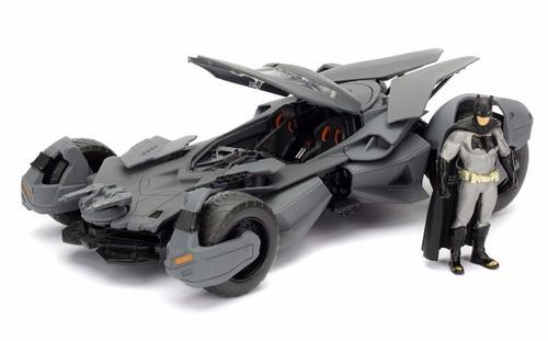 auto de colección metal batimovil batman vs superman