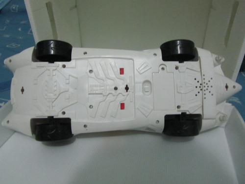 auto de meteoro speed racer mach 5 grande efectos de sonido