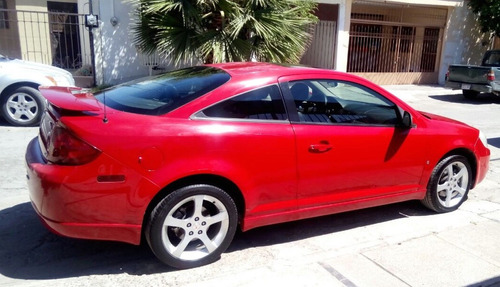 auto deportivo rojo pontiac g4 gt coupé