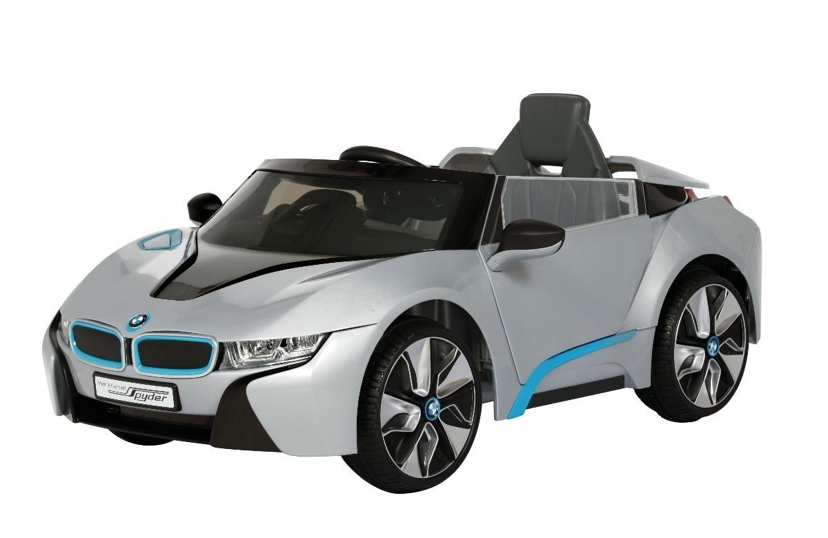 Auto Electrico Bmw I8 Plata 7 900 00 En Mercado Libre