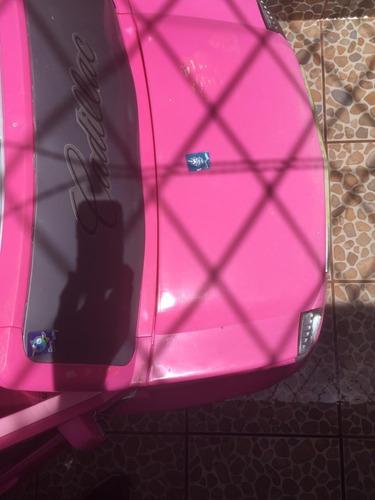 auto electrico infantil de barbie