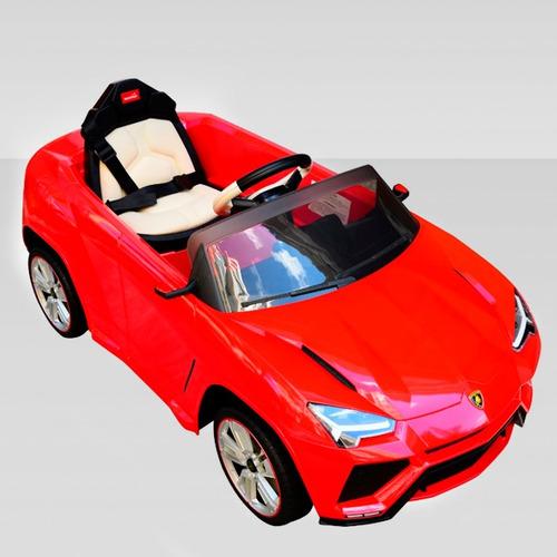 auto eléctrico lamborghini urus, control remoto, regalo niño