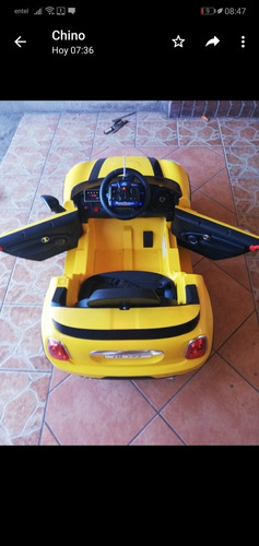 auto electrico para