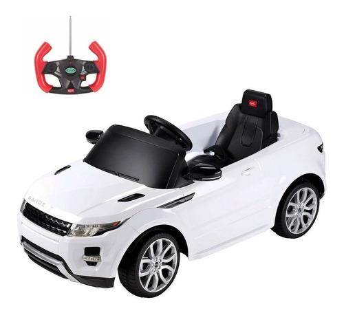 auto electrico range rover evoque / fernapet