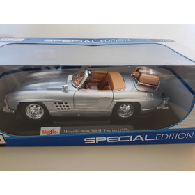 Auto Escala 1:18 Mercedes Benz 1957