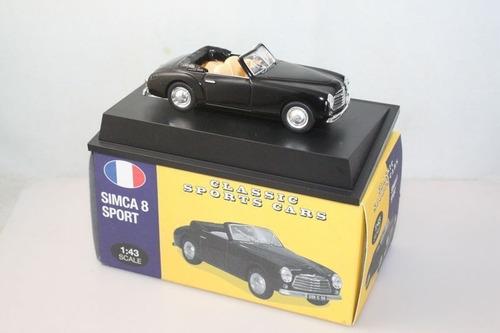 auto escala colección 1:43 1/43