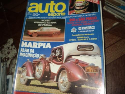 auto esporte 1989 n296