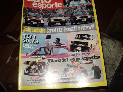 auto esporte n170 jan.1978