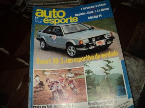 auto esporte n229-1983