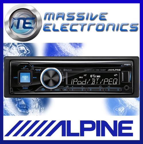 auto estereo alpine mp3