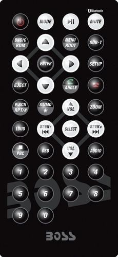 auto estereo boss audio pantalla 6.2  dvd 320w envio gratis!
