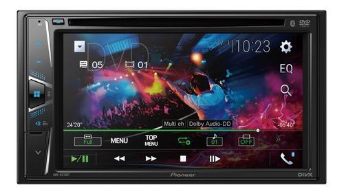 auto estereo pioneer bluetooth pantalla avh-g215bt dvd 2018