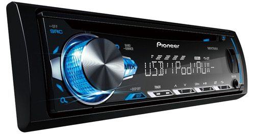 auto estereo pioneer deh-x10 cd usb iphone spotify msi